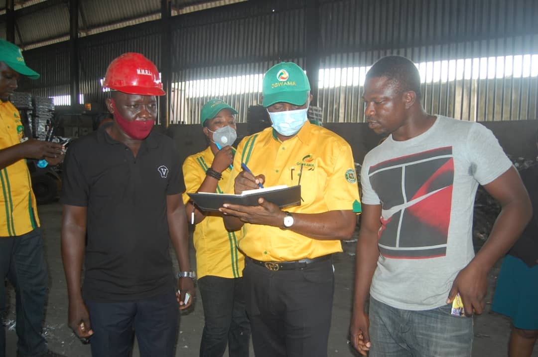 Ogun Promises Recycling Firms Of Enabling Enviromment